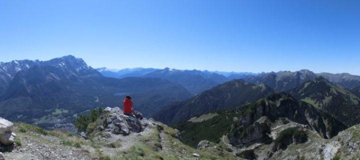 Von Gipfelglück und Hüttenromantik