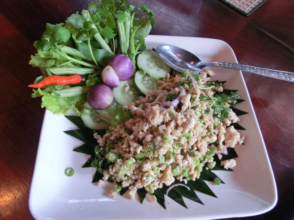 Essen Laos