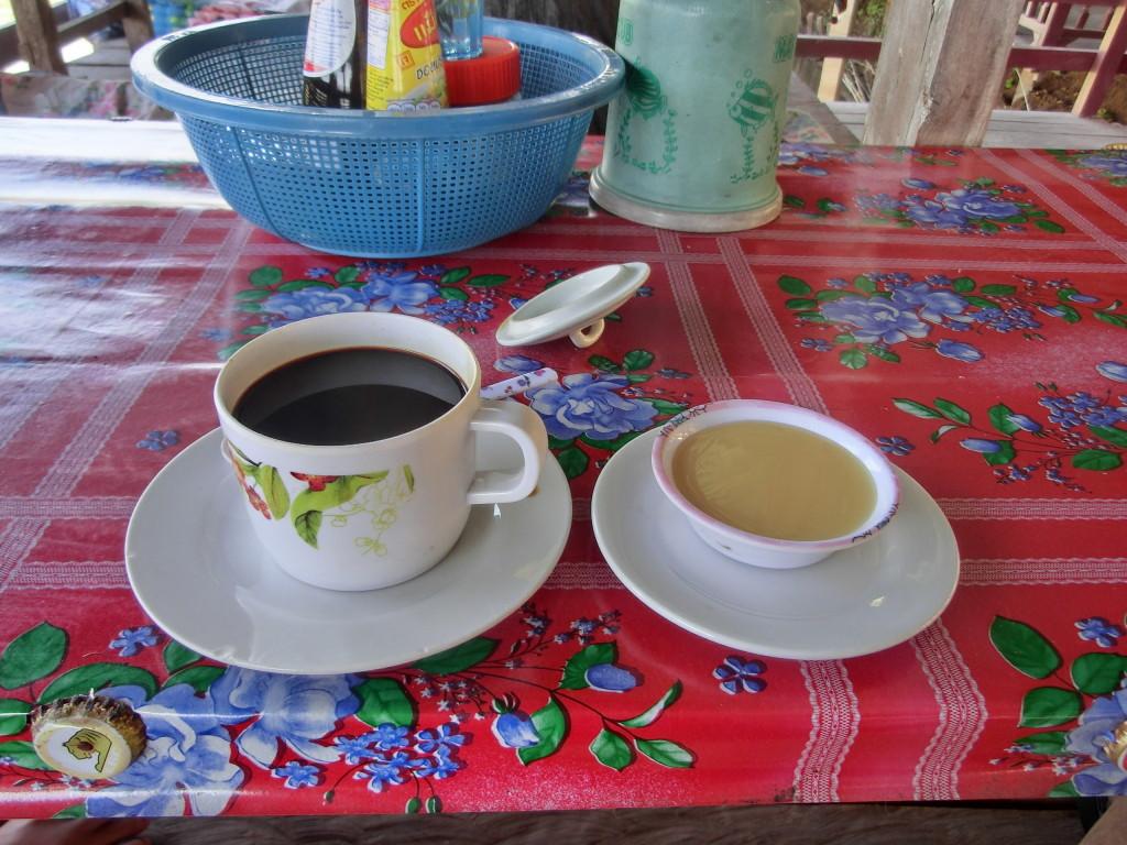 Laotischer Kaffee