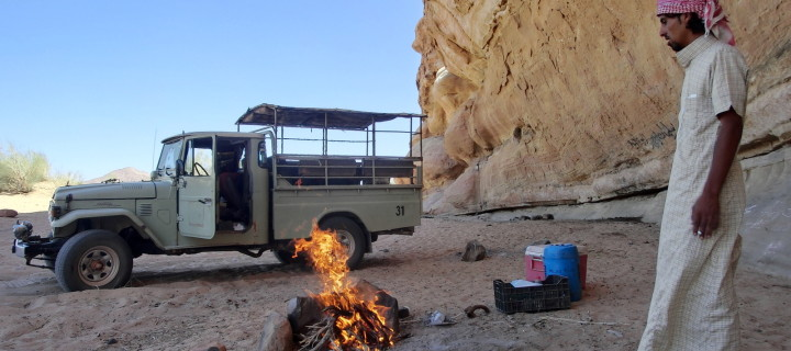 Meine Top 3 Highlights in Jordanien
