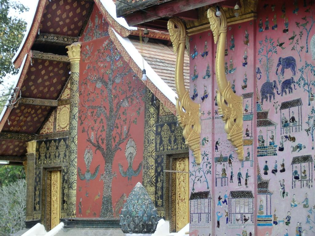 Prächtige Tempel
