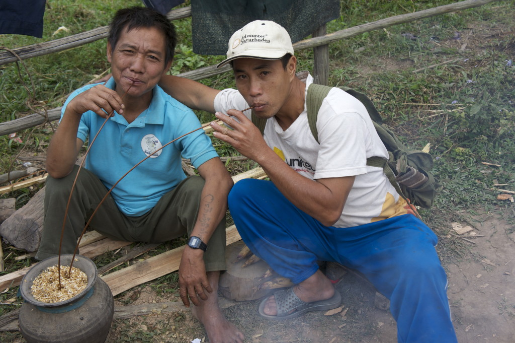 Authentisches Laos