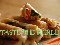 TASTE THE WORLD – Reisen und Essen