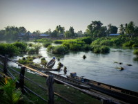 Ein Traumstrand in Laos – Gibt´s nicht? Und ob!