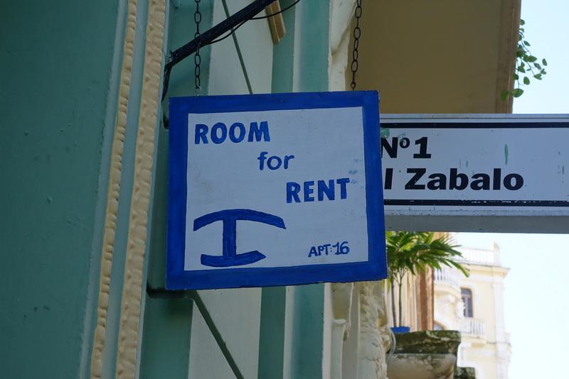 Ein Casa Particular in Kuba
