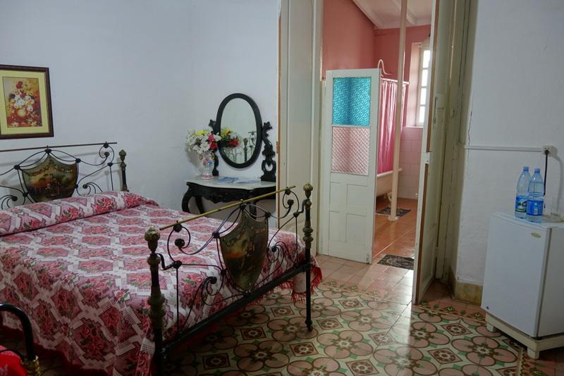 Unser Casa Particular in Trinidad