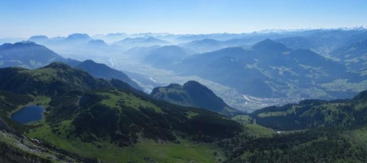 Wandern auf dem Adlerweg in Tirol – Von Innsbruck zum Achensee