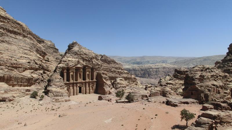 Das Kloster (Al-DeirI