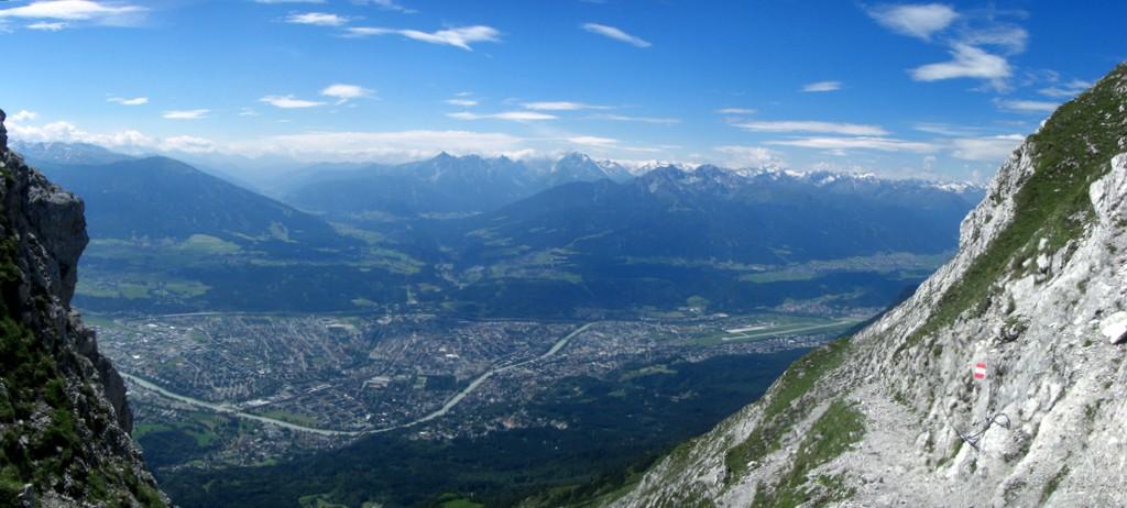Inntal, Innsbruck