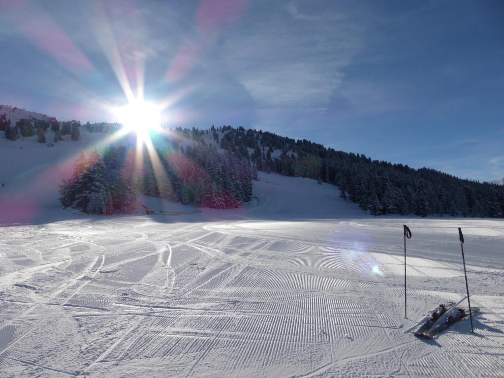 Skifahren Zillertal