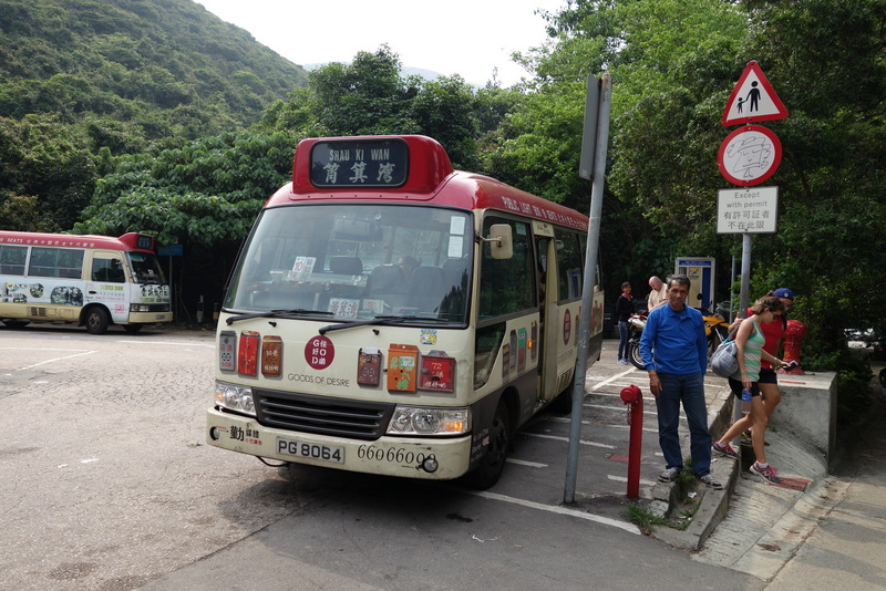 Dragon´s Back Busse