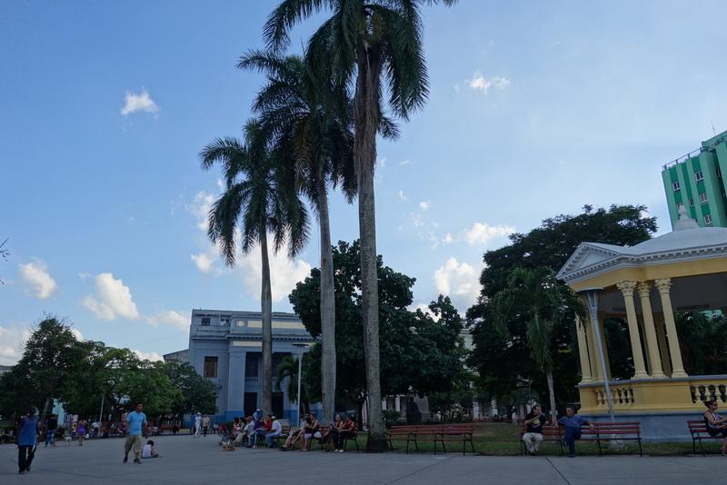 Santa Clara - Parque Vidal