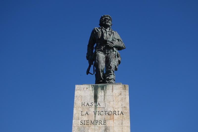 Santa Clara - Monumento Ernesto Che Guevara