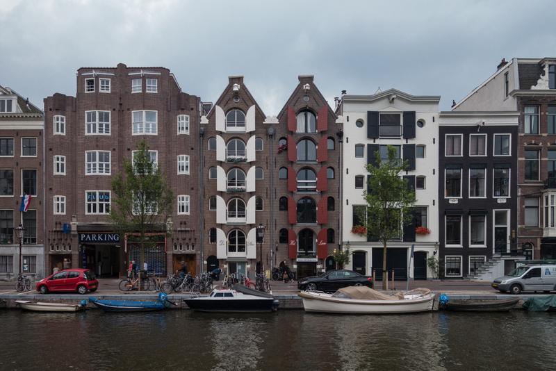 Amsterdam Lagerhäuser