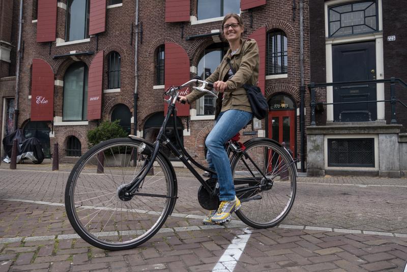 Must-Do Amsterdam: Holland Fahrrad fahren