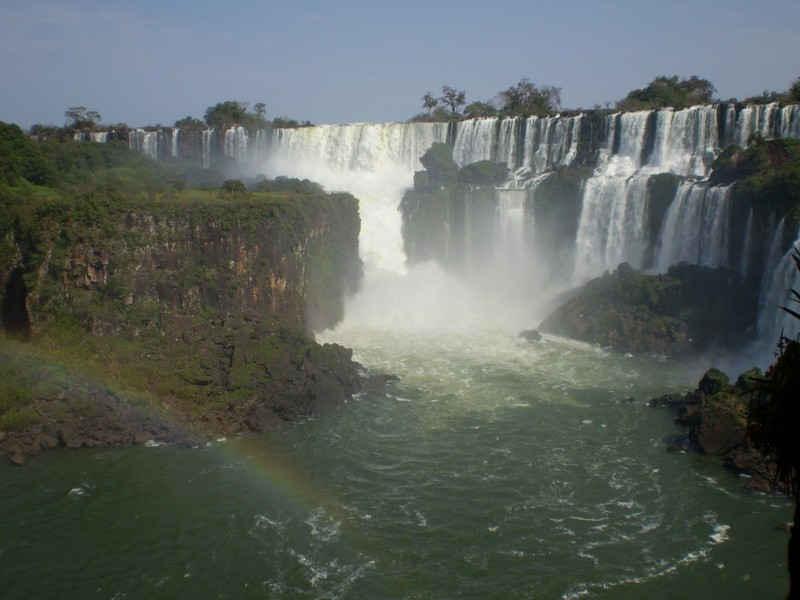 Brasilien Reisehighlights Iguazu Panorama An Irishman on tour