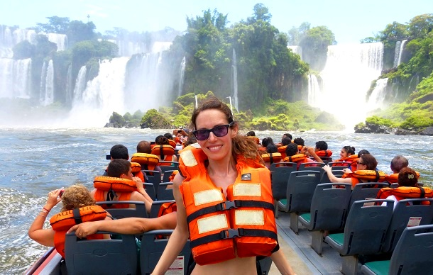 Brasilien Reisehighlights Happy Backpacker Iguazu