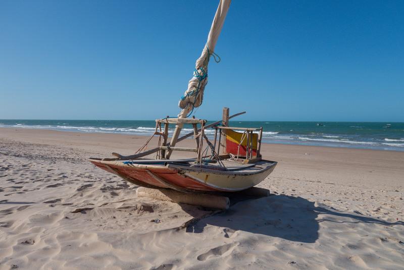 Canoa Quebrada Nordosten Brasilien