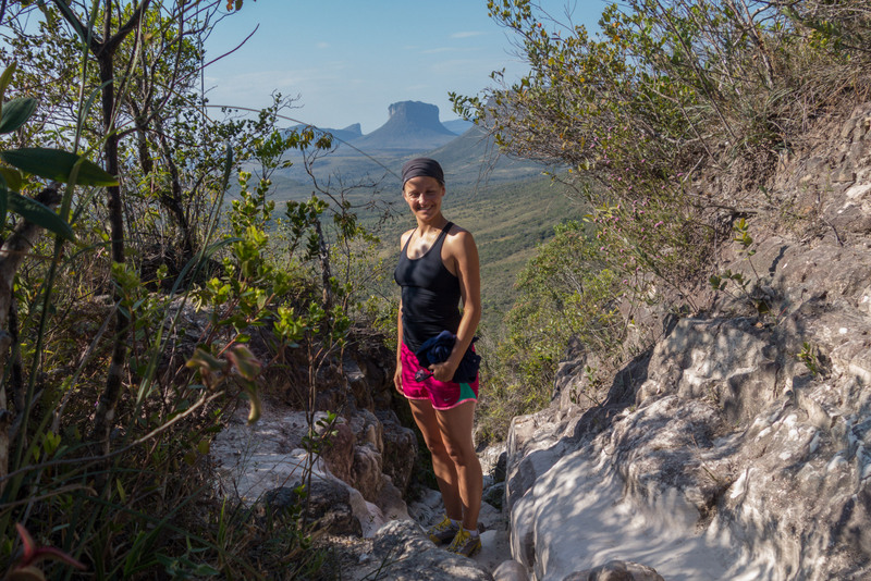 Chapada Diamantina NP Trekking a daily travel mate