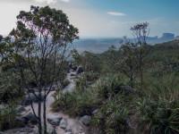 Trekking im Chapada Diamantina Nationalpark in Brasilien