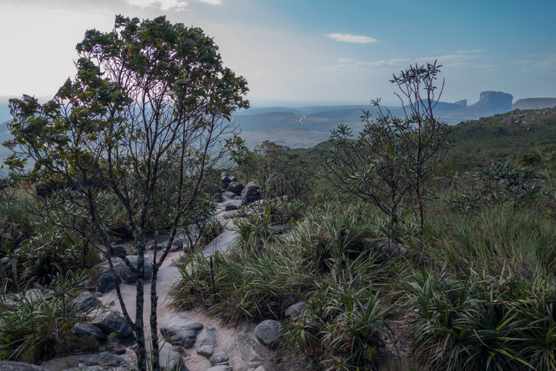 Chapada Diamantina Nationalpark Brasilien Trekking