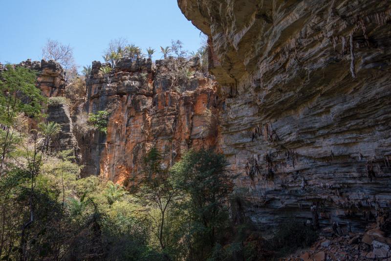 Chapada Diamantina Nationalpark Gruta da Lapa Doce