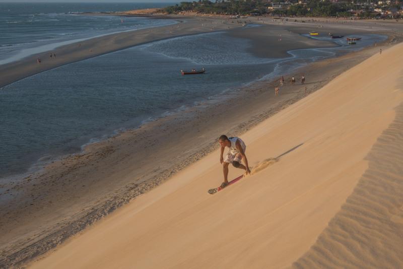 Jericoacoara Brasilien Nordosten