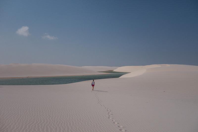 Der Lençóis Maranhenses Nationalpark – Bereit für einen ...