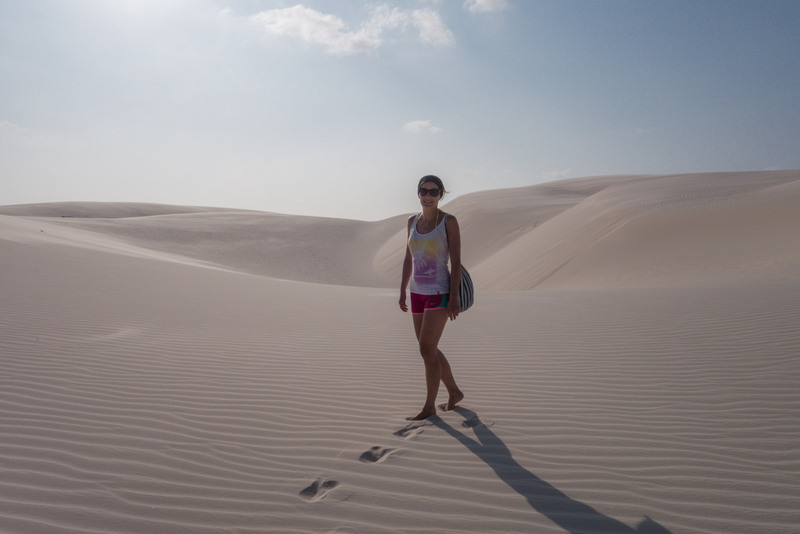 Lençóis Maranhenses NP, eine Wüste in Brasilien