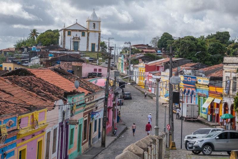 Olinda Brasilien Nordosten