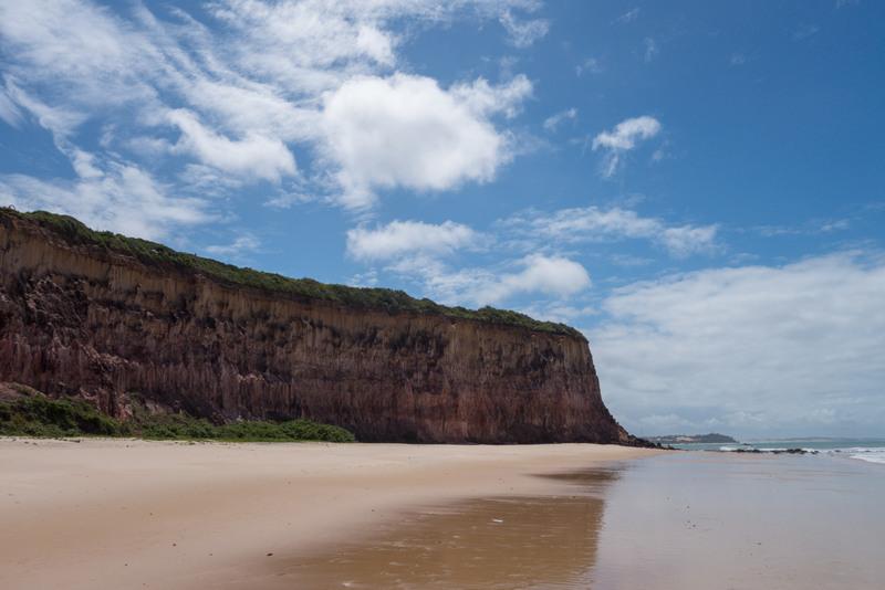 Praia da Pipa Brasilien Baia dos Golfinhos