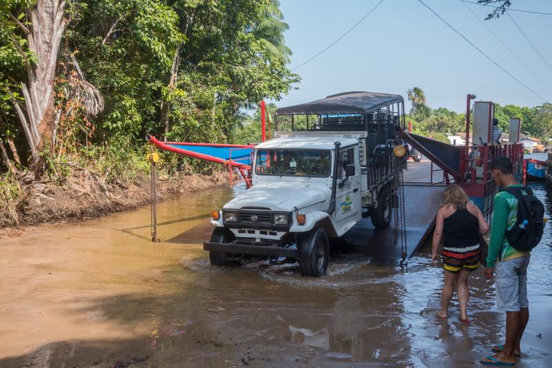 Tour in den Lençóis Maranhenses NP in Brasilien