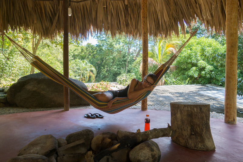 Ausruhen Karibikküste Kolumbien