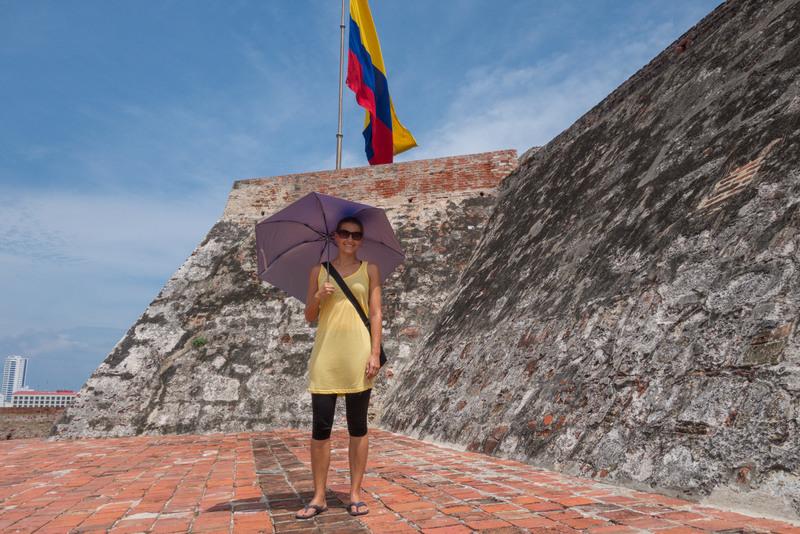 Hitze Karibikküste Kolumbien