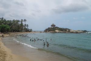 Karibikküste Kolumbien Tayrona