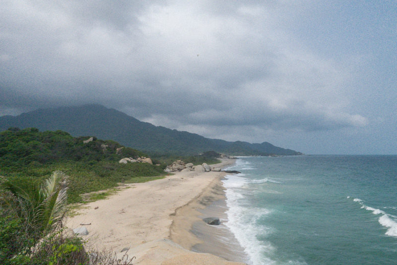 Karibikküste Kolumbien Tayrona Nationalpark