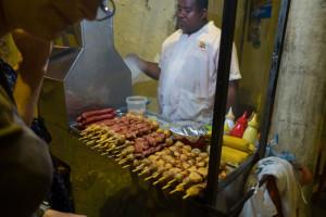 Streetfood Cartagena Karibikküste Kolumbien