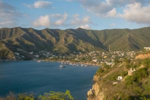 Taganga Kolumbien Karibikküste