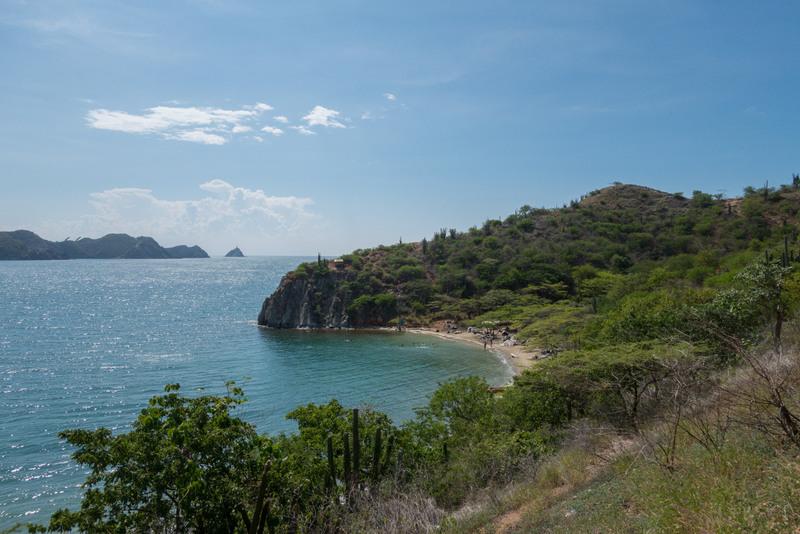 Taganga Karibikküste Kolumbien