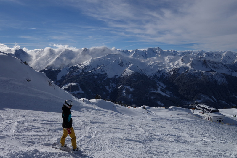 Aktiv im Winter_Snowboarden