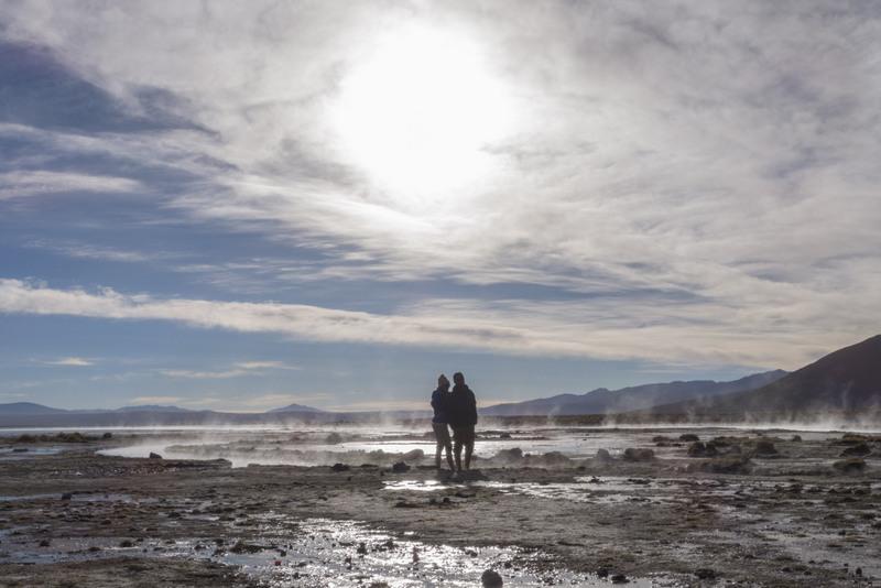 Das bolivianische Altiplano - Eine Hochebene bis 5.000 Meter