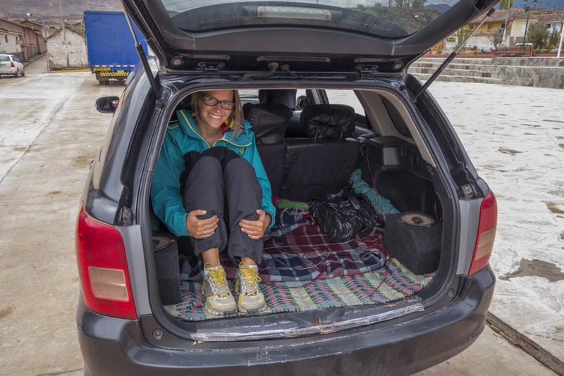 Peru Reisekosten Transport