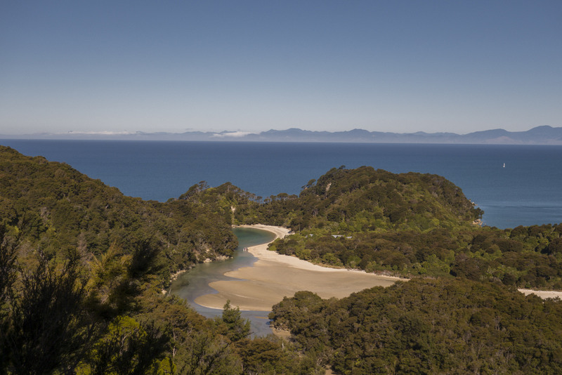 Bucht Abel Tasman Neuseeland Südinsel Highlight