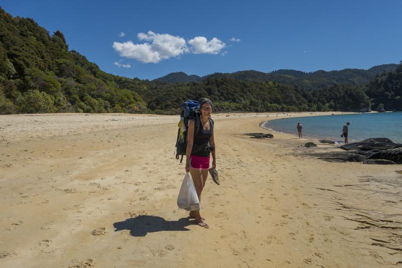 Great Walk Abel Tasman Neuseeland Südinsel Highlight