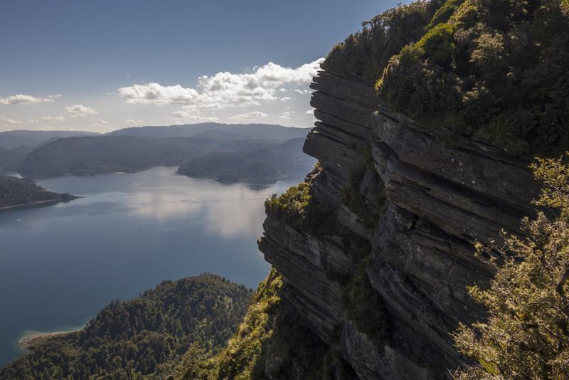 Highlights Nordinsel Neuseeland Walk Lake Waikaremoana
