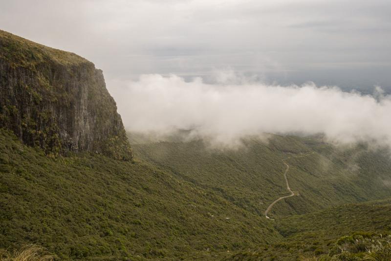 Mt Taranaki Aussicht Highlights Nordinsel Neuseeland