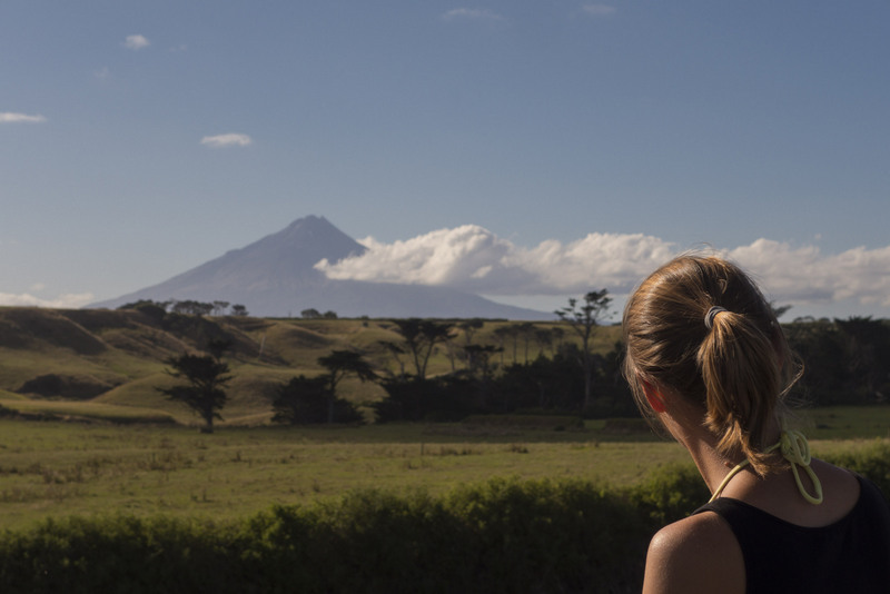Mt Taranaki Highlights Nordinsel Neuseeland