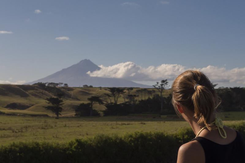 Mt Taranaki Highlights Nordinsel Neuseeland