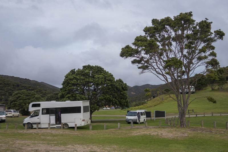 Motorhome versus kleiner Campervan