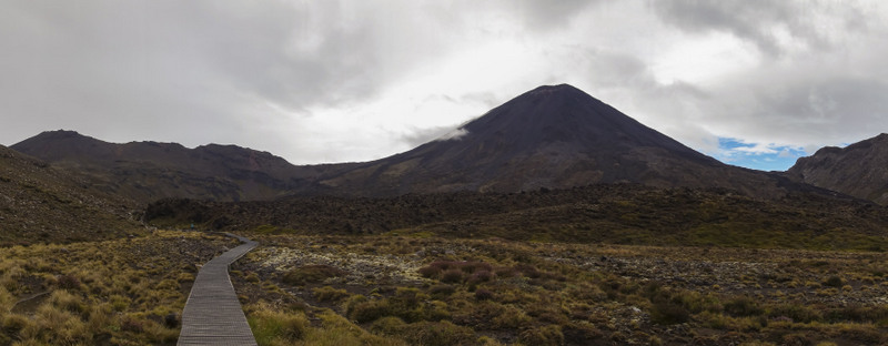 Tongariro Crossing Highlights Neuseeland Nordinsel